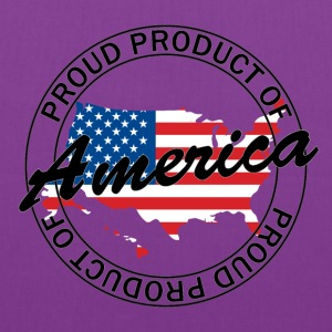 Proud Product of America - Tote Bag