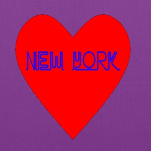 New York Heart - Tote Bag