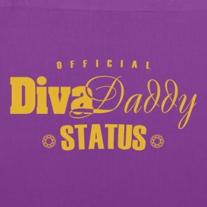 Diva Daddy™ Status [GOLD] - Tote Bag