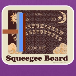 Squeegee Board - Tote Bag