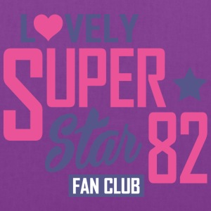 Lovely-super-star-fan-club - Tote Bag