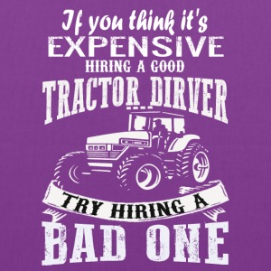 tractor_driver - Tote Bag