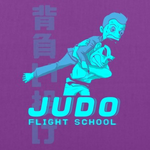 JUDO FLIGHT SCHOOL - Tote Bag