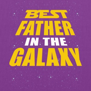 Best Father In The Galaxy - Tote Bag