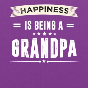 Happiness Is Being A GRANDPA - Tote Bag