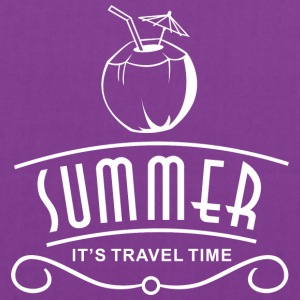 Summer Travel Time - Tote Bag