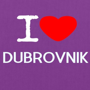 I LOVE DUBROVNIK - Tote Bag
