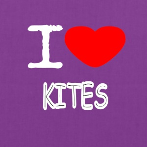 I LOVE KITES - Tote Bag