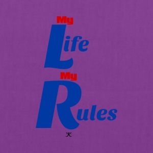 My Life My Rules - Tote Bag
