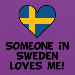 Someone In Sweden Loves Me - Tote Bag