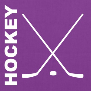 Hockey Sticks - Tote Bag