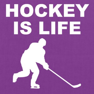 Hockey Is Life - Tote Bag