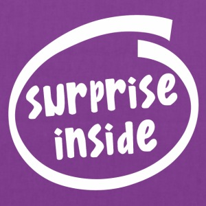 surprise inside (1824B) - Tote Bag