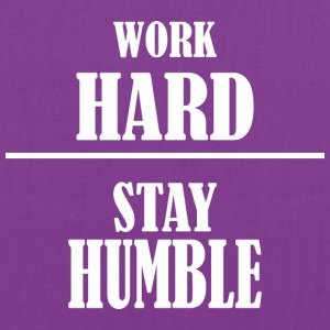 Work Hard Stay Humble Labor Day - Tote Bag