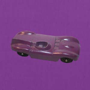 PURPLE DIECAST CONCEPT RACER - Tote Bag