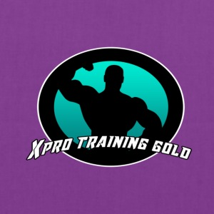 XPRO TRAINING GOLD - Tote Bag