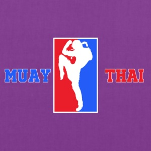 Muay_Thai_05 - Tote Bag