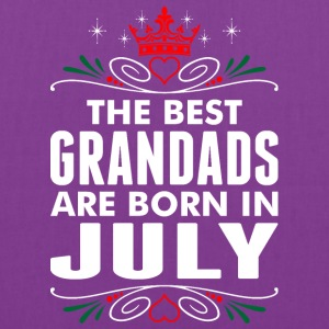 The Best Grandads Are Born In July - Tote Bag