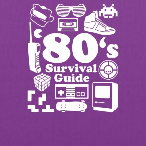 80s Survival Guide - Tote Bag