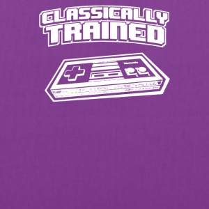 Classically Trained Video Game Console - Tote Bag