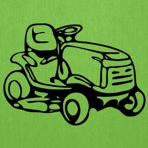 riding mower - Tote Bag
