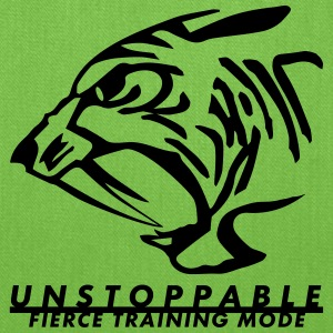 Unstoppable Tiger - Tote Bag