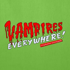 The Lost Boys - Vampires Everywhere - Tote Bag