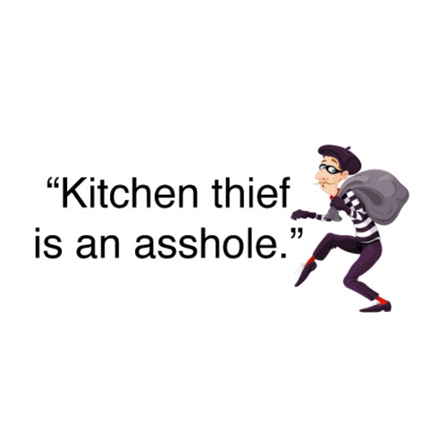 Kitchen Thief - Tote Bag