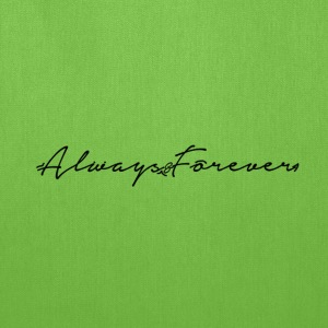 Always & Forever Signature - Tote Bag