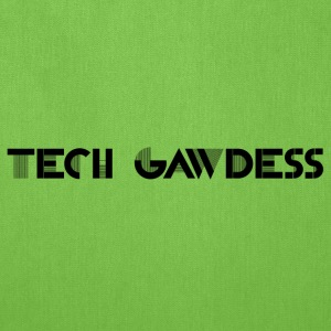 TECH GAWDESS - Tote Bag