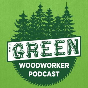The Green Woodworker Podcast - Tote Bag