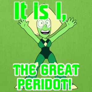The Great Peridot! - Tote Bag
