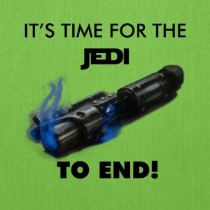 Jedi's End - Tote Bag