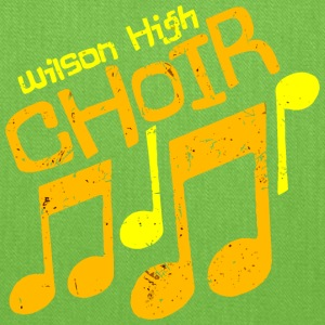 Wilson High Choir - Tote Bag