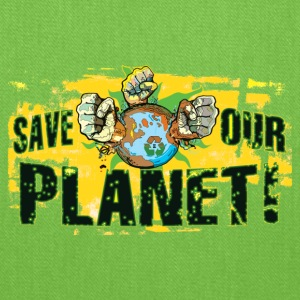 Save Our Planet - Our Earth - Tote Bag
