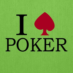 I love Poker - Tote Bag