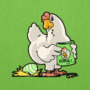 chicken chick poultry easter egg - Tote Bag