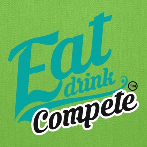 EAT DRINK COMPETE - Tote Bag
