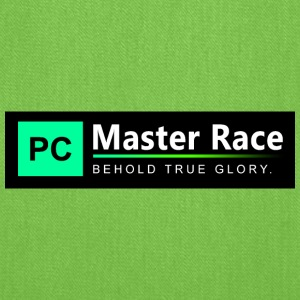 PC Master Race - Tote Bag
