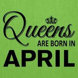 Queens April - Tote Bag