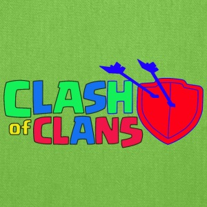 Clash of Clans logo Love - Tote Bag