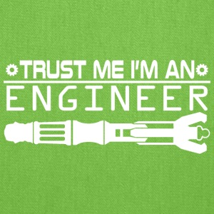 trust me i'm an engineer - Tote Bag