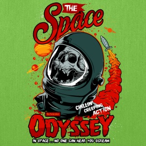 the space odyssey - Tote Bag