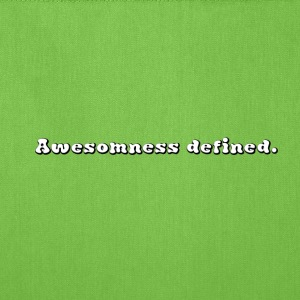 awesomnessdefined - Tote Bag