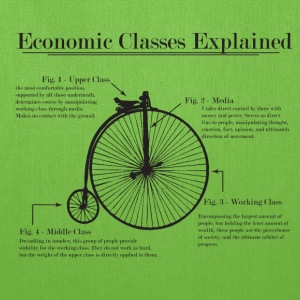 economic classes - Tote Bag