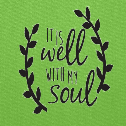 all is well - Tote Bag