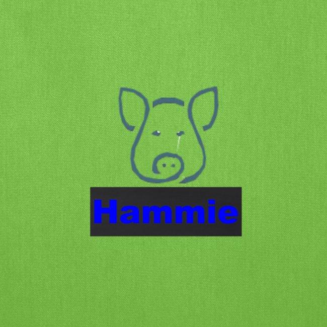 Hammie Logo with Brand Name
