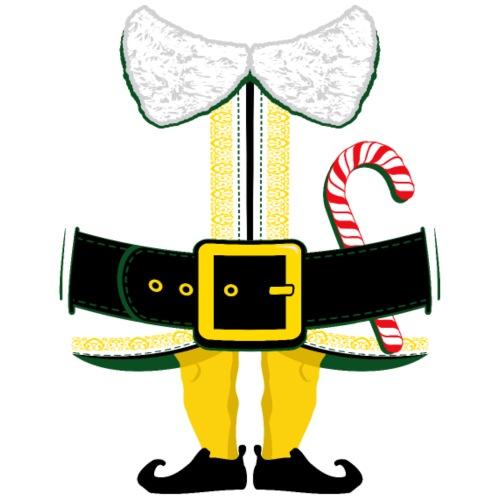 Mini Elf Yourself Elf Movie Costume - Tote Bag