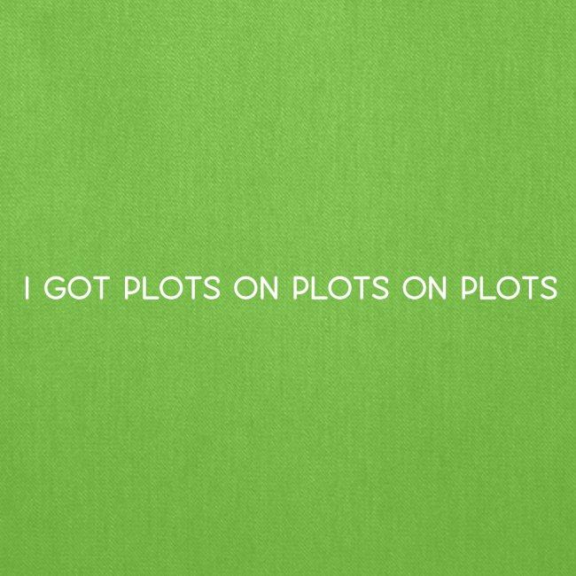 Plots on plots on plots.