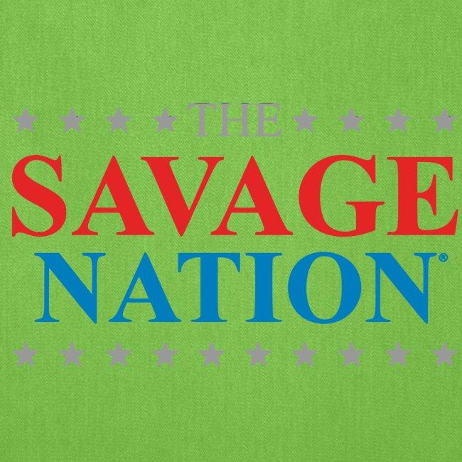 The Savage Nation Logo